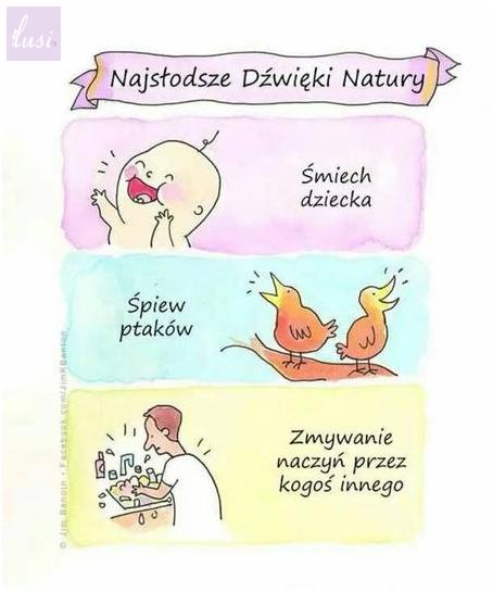 Dźwięki natury