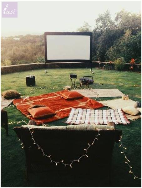 Filmowy relaks