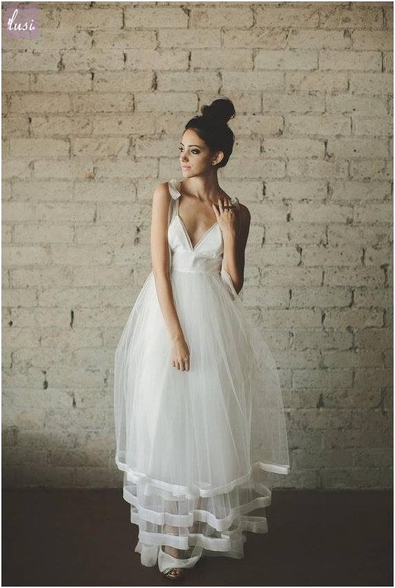 Oryginalna suknia