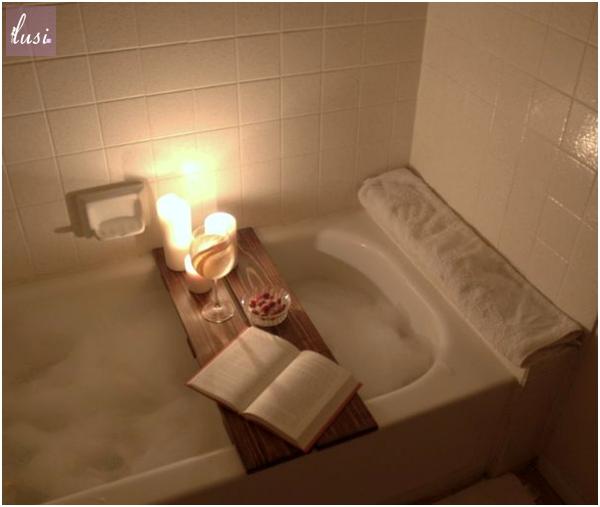Relaksacyjna kąpiel