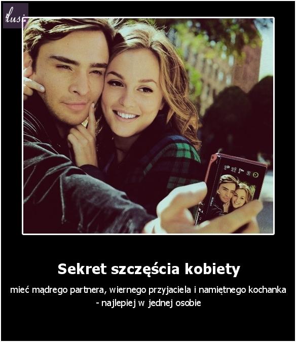 Sekret szczęścia kobiety